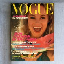 Vogue Magazine - 1980 - May